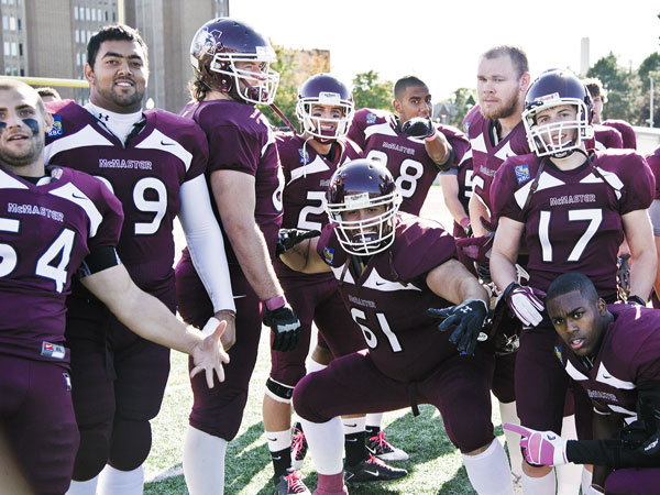 Medeiros and Quinlan leave behind an all-star Marauders offense, which took the Vanier by storm.