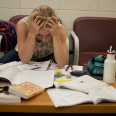 OPINION: Exam culture puts students at risk Promoting all-nighters through memes normalizes unhealthy behaviour