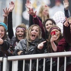 Marauder home games are free once again