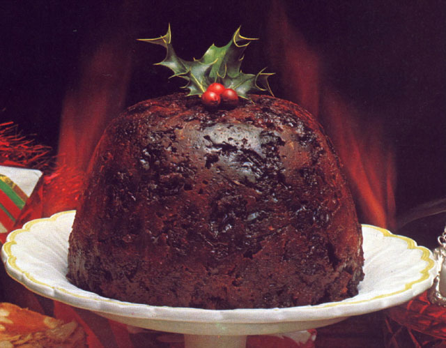 Recipe: Traditional English Christmas Pudding — The Silhouette