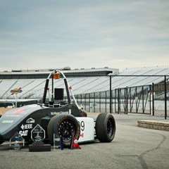 McMaster Formula Hybrid Team have the checkered flag in their crosshairs