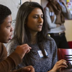 Learning code in a community Ladies Learning Code workshops in Hamilton aim to bridge the tech gender gap