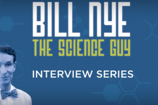 BILL NYE TALKS Part 6: The biggest problem facing the world today
