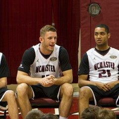Marauders welcome new recruits The Men's Basketball team introduces fresh faces