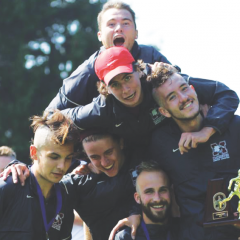 Mac dominates The Western Invitational Their hopes of winning a CIS medal are very high