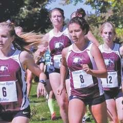 Cleaning up in Kingston Men finish first, women finish second at Queen's Invitational