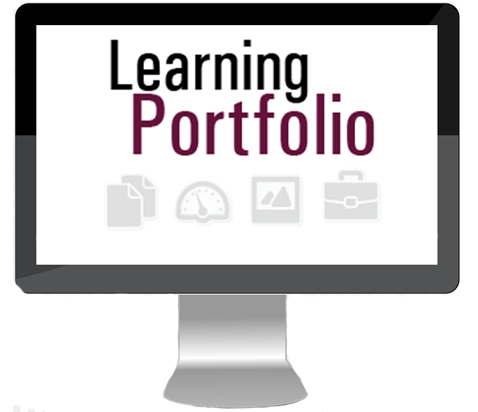 learning portfolio The portfolio is a useful assessment tool for evaluating student learning and a process-oriented approach that encourages critical reflexive thought and.