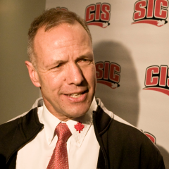 CIS CEO Pierre Lafontaine resigns After just two seasons, Lafontaine has vacated his position