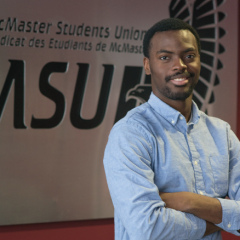 The President-Elect MSU President-Elect Ehima Osazuwa shares what it's like being the last one standing