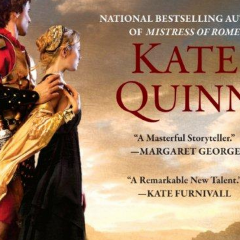 Interview: Kate Quinn Talking with historical fiction writer Kate Quinn