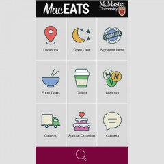 $10? For a pita? ???? The new MacEats app doesn't let students search meals based on price and affordability