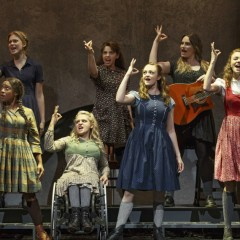 The new Spring Awakening is ???? Michael Arden's new interpretation of the popular musical sees the director prominently feature deaf actors and American Sign Language, in a move that only enhances the spectacle