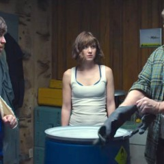 [REVIEW] 10 Cloverfield Lane The J.J. Abrams-produced flick is not your average thriller