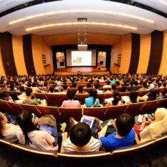 The four commandments of lecture hall etiquette There's more to being a good student than just hitting the books. Consider these rules to become more respectful in lecture