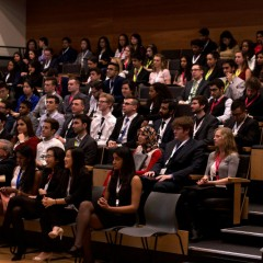 Model citizens McMaster's first Model United Nations conference proves to be a valuable learning experience