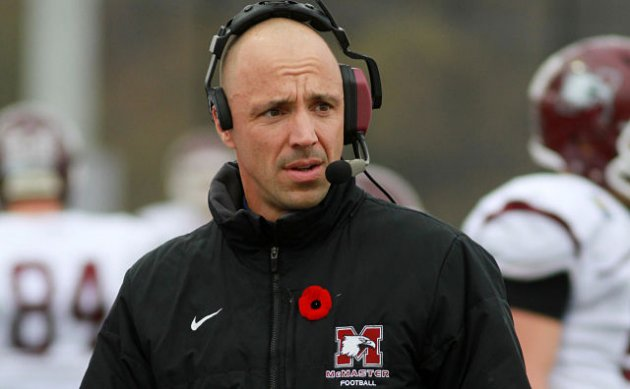 McMaster football head coach Stefan Ptaszek joins Hamilton Tiger-Cats The 10-year Marauder coach is trading maroon and grey for black and gold