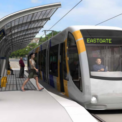 What's new with the Light Railway Transit plans McMaster students can expect an LRT system that optimizes their trip home in the safest way possible