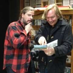 "The ""Taggart n' Torrens"" podcast makes being Canadian funnier than ever Former Trailer Park Boys actor Jonathan Torrens talks about making the podcast and why he loves Canada"