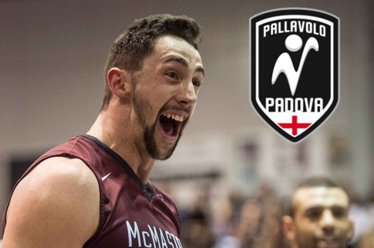 Stephen Maar moving on to Italy After a decorated 2016 season, Maar signs with Pallavolo Padova