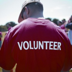 Only a matter of time Volunteering builds character in a person and the Hamilton community