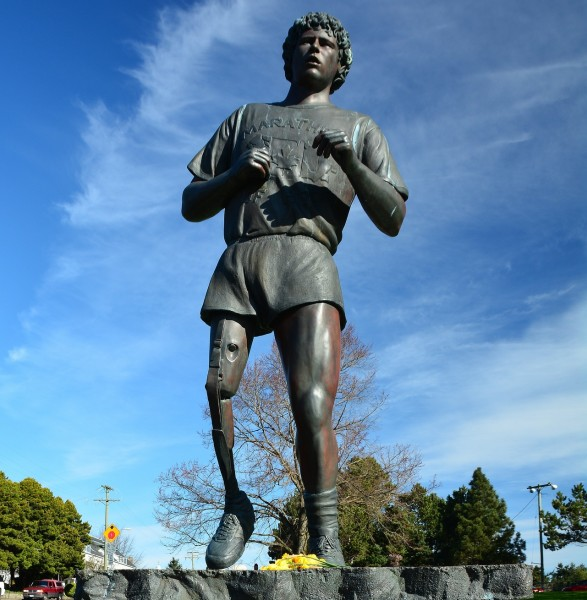 Running for Terry McMaster hosts its 36th annual Terry Fox run