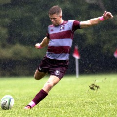 Ending the season strong One more win could see the McMaster men's rugby team secure a first-round bye