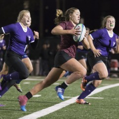 Bring on the Gryphons After a commanding semi-final win over the Western Mustangs, Mac looks ahead to their rematch of last year's OUA championship game