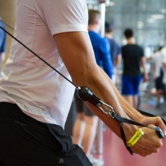 Work out in no time McMaster's chair of kinesiology reveals new benefits to exercise