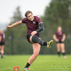 The string of championship triumphs has ended After an eventful season, the women's rugby team failed to repeat gold medal win