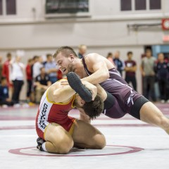 Wrestling 101 It's time for fans to brush up on their knowledge on one of McMaster's most underrated teams