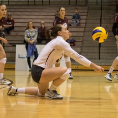Marauders remain  undefeated The McMaster women's volleyball team moves up to fourth place in the U Sports rankings after sweeping Lakehead over the weekend