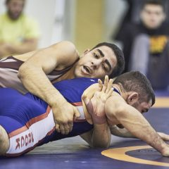 Why you should be invested in the McMaster wrestling scene Omar Ahmed is once again ready to achieve OUA glory on the mat