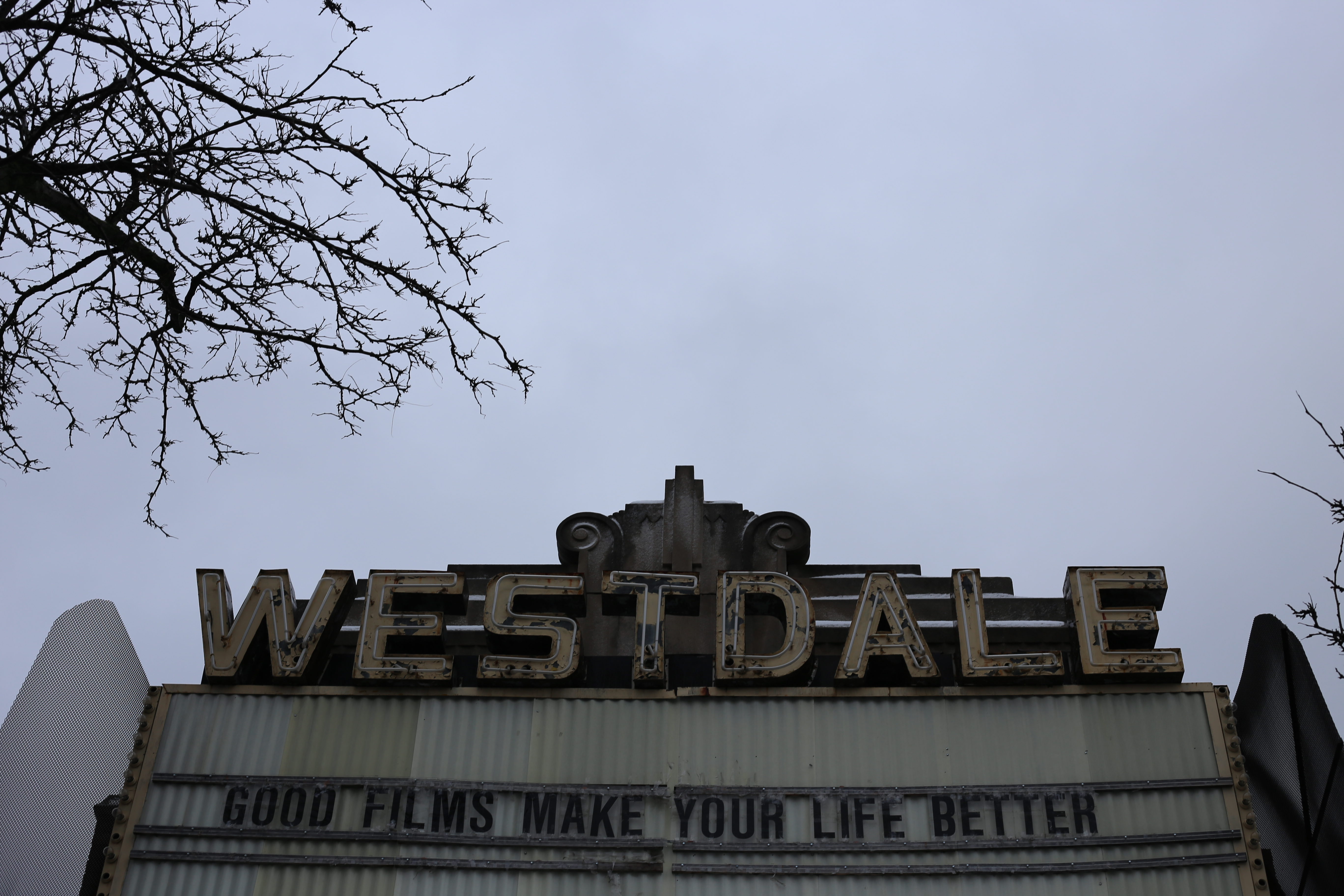 Students speculate future of theatre Westdale Theatre is for sale and students weigh in on possible closure of historic venue