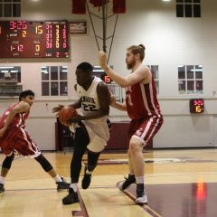 Leadership, maturity and versatility Fourth-year guard Rohan Boney leads the Marauders through a tough schedule and a transitional season