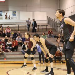 Fighting to the finish The McMaster men's volleyball prove time and time again that hard work pays off