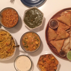 Culinary class act: Masala Corner Quality and cozy Indian cuisine is just a short walk from campus