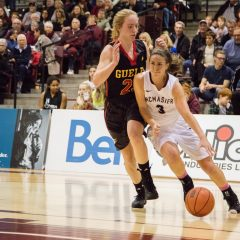 Varsity vitality The story behind the stats  of Danielle Boiago career