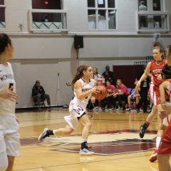The Final Four Two wins stand between McMaster and an OUA basketball championship, for what may be the last time for this year's senior class