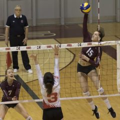 Bring it on Thanks to a strong end to the season, the McMaster women's volleyball team is set up for a long playoff run