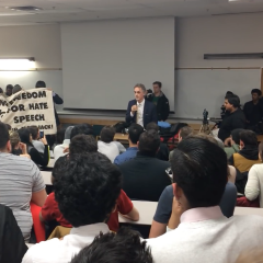 Is free speech or approved speech? McMaster and protesting students did a disservice to Jordan Peterson and open discussions