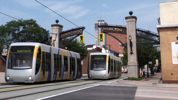 McMaster Students Union urges city council to support LRT With city council set to vote on an environmental assessment, the MSU is making their stance known