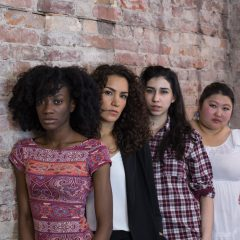We Are Not The Others A collaboration by a McMaster associate professor and an actor, singer and writer for the Fringe festival