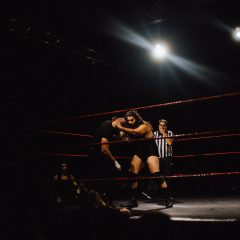 The art of wrestling McMaster graduates pursue their dreams and learn the ropes at Battle Arts Academy