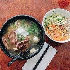 Culinary class act: Noodle Me New James Street addition serves delicious hand-pulled noodle dishes