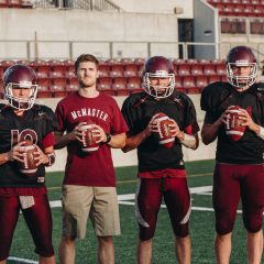 From quarterback to quarterback coach Catching up with former Marauders signal caller Asher Hastings