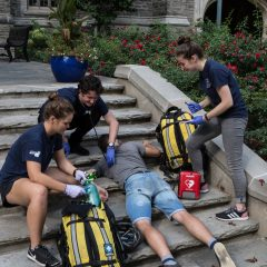EFRT pushing for new CPR training device Q-CPR is slated to improve training for first responders on campus