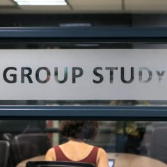 Study rooms should not be public The resources are there, so should Hamilton organizations be able to benefit from them too?