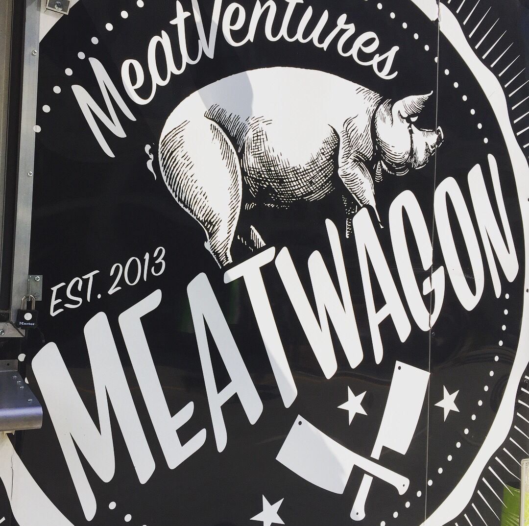 Bidding farewell to Hamilton's  iconic Meat Wagon MeatVentures takes a break from food truck scene to live a little more and focus on new projects