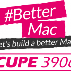 CUPE 3906's strike vote Sessional faculty will vote next week whether or not they are willing to go on strike