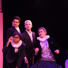 Made in Madrid, performed at Mac McMaster students perform lost 16th century Spanish play for the first time in English